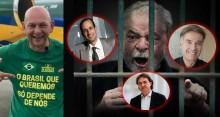 Lula que se cercou da pior corja de bandidos do mercado, critica Luciano Hang, um empresário vitorioso e competente