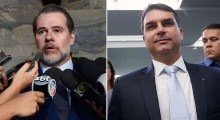 Como o caso envolvendo Flávio Bolsonaro foi usado por Dias Toffoli em proveito próprio