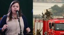 """Sâmia Bomfim, do PSOL, em completa inversão de valores, diz que desfecho do sequestro foi uma """"tragédia"""""""