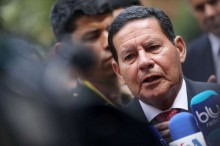 Diminuição da máquina pública: Mourão declara que governo enxugará número de servidores públicos