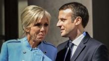 Emmanuel Macron, o homem que matou as aulas de Geografia para namorar a professora de teatro
