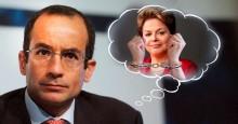 "Roubalheira petista fez Odebrecht prever o impeachment e Dilma saindo ""algemada"" do Planalto"