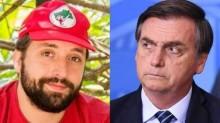 """Ódio: Duvivier, que já ofendeu Moro, investe contra Bolsonaro e sugere """"decapitação"""", em artigo na Folha"""