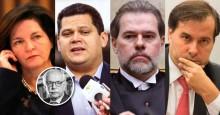 Modesto Carvalhosa destrói o infame despacho de Dodge e detona Maia, Toffoli e Davi Alcolumbre