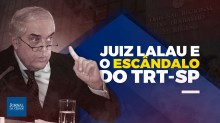 JCO TV - A Cultura da Corrupção: Juiz Lalau e o escândalo do TRT-SP (veja o vídeo)