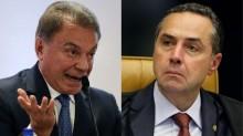 """Na luta pela """"Lava Toga"""", Álvaro Dias relembra denúncia de Barroso sobre corrupção no STF"""