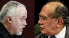 "Gilmar diz que quer ""pedido de desculpas da Lava Jato"" e é triturado por procurador"