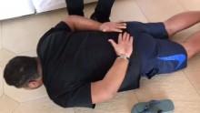 PF segue desarticulando o PCC e prende em mansão o chefe do tráfico internacional da facção