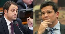 """Glauber Braga se dá mal e será processado no Conselho de Ética por chamar Moro de """"juiz ladrão"""""""