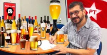Deputado do PT usa dinheiro público para comprar cerveja, chope e vinho