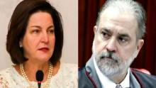 Dodge sai desmoralizada e procuradores da Lava Jato retornam prestigiados e a espera de Aras