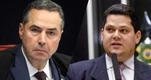 Barroso sobe o tom e desmonta insinuações medíocres de Alcolumbre (Veja o Vídeo)