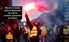 """Um aviso para o conselheiro da Amazônia: """"Cuida da tua casa, Macron"""""""