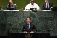Bolsonaro, em discurso histórico, dá um ponto final à tradição esquerdista de submissão à ONU (veja o vídeo)