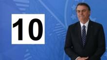 Em 30 minutos, os 10 pontos principais do discurso de Bolsonaro: o tempo de tirar proveito do Brasil, acabou