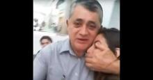 """""""Capitão Cueca"""" agride mulher (Veja o Vídeo)"""