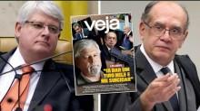 Janot mentiu descaradamente, pois nem estava em Brasília no dia em que disse que ia matar Gilmar