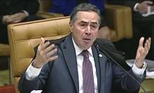 Barroso vai novamente ao ataque contra Gilmar