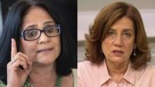 Ante a espetáculo de intolerância e ignorância de Miriam Leitão, Damares dá a devida resposta (Veja o Vídeo)