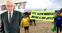 Indignado, Carvalhosa chama atenção para o ESTADO DE REVOLTA da população contra o STF e seus comparsas no Senado e na Câmara