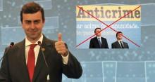 Esquerda faz FESTA com decisão do TCU que suspende campanha do Pacote Anticrime