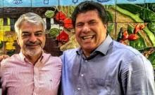 """Réu por corrupção, prefeito reassume com tornozeleira por ordem do STF. O nome do cidadão: """"Lula Cabral"""" (Veja o Vídeo)"""