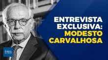 """Modesto Carvalhosa abre o verbo: """"O STF hoje é um instrumento da corrupção"""" (veja o vídeo)"""