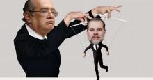 Dias Toffoli, a marionete de Gilmar Mendes, e os detalhes dessa relação sinistra