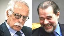 """Carvalhosa desmascara Toffoli e expõe """"mentiras"""""""