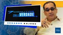 Kajuru dispara sua metralhadora giratória em entrevista exclusiva (Veja o vídeo)