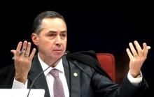 Barroso, em momento sublime, descreve a escalada da corrupção no Brasil e choca o STF (Veja o Vídeo)