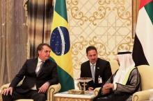 Contrariando extrema-imprensa, Brasil se aproxima do mundo árabe e sinaliza acordos na área de defesa