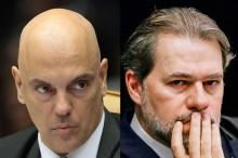 SUPREMA HUMILHAÇÃO: Toffoli e Moraes tem vexaminosa derrota por inquérito inconstitucional
