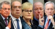 "Numa só ""pancada"", Guzzo detona 5 ministros do STF"