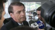 Matéria sobre suposto envolvimento na morte de Marielle foi publicada após Bolsonaro dizer que dificultaria concessão para emissoras devedoras