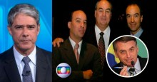 Use a caneta azul contra o Bonner, os Marinho e a Globo, Presidente Bolsonaro!