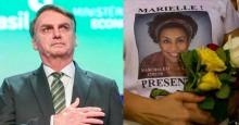 """A """"guerra psicológica"""" e o que está por trás da narrativa que envolve Bolsonaro no caso Marielle (Veja o Vídeo)"""