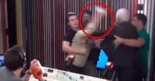 Depois que a produção segurou Augusto, Glenn demonstrou que é o verdadeiro covarde (veja o vídeo)