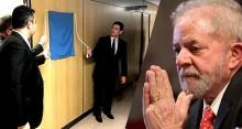 """Moro inaugura na """"Republica de Curitiba"""" delegacia modelo para investigar crimes de corrupção"""