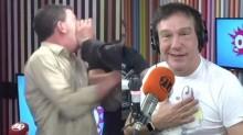 Depois de apanhar na cara, Glenn leva 'surra moral' de Emílio Surita (veja o vídeo)
