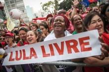 """Um recado para as queridas feministas que estão comemorando o """"Lula Livre"""""""