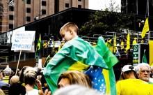 Brava gente brasileira: 9 de novembro, o povo nas ruas contra o STF (veja o vídeo)