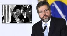 """Brasil se posiciona de maneira firme sobre situação de Evo Morales: """"Não há nenhum golpe na Bolívia"""", diz Ernesto Araújo"""
