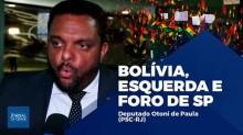 Renúncia de Morales na Bolívia: Menos um governo na mão do Foro de São Paulo (Veja o vídeo)