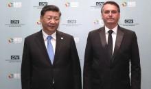 Bolsonaro cumpre promessa e consegue que China coloque 100 bilhões de dólares à disposição do Brasil