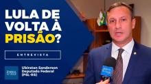 """""""Lula cometeu crime contra a segurança nacional, quando incitou a violência"""", diz deputado (Veja o vídeo)"""