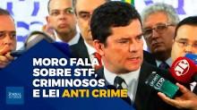 Ministro Sérgio Moro vai pra cima da bandidagem! (Veja o vídeo)