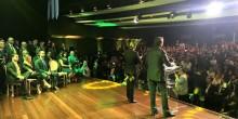 """Bolsonaro dá aula de história em seu discurso na """"Aliança pelo Brasil"""" (veja o vídeo)"""