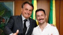 Diego Hipólito impõe respeito e ridiculariza esquerda que o ataca por foto com Bolsonaro