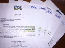 Eduardo Bolsonaro responde pedido de expulsão feito por Joice Hasselmann e Major Olímpio